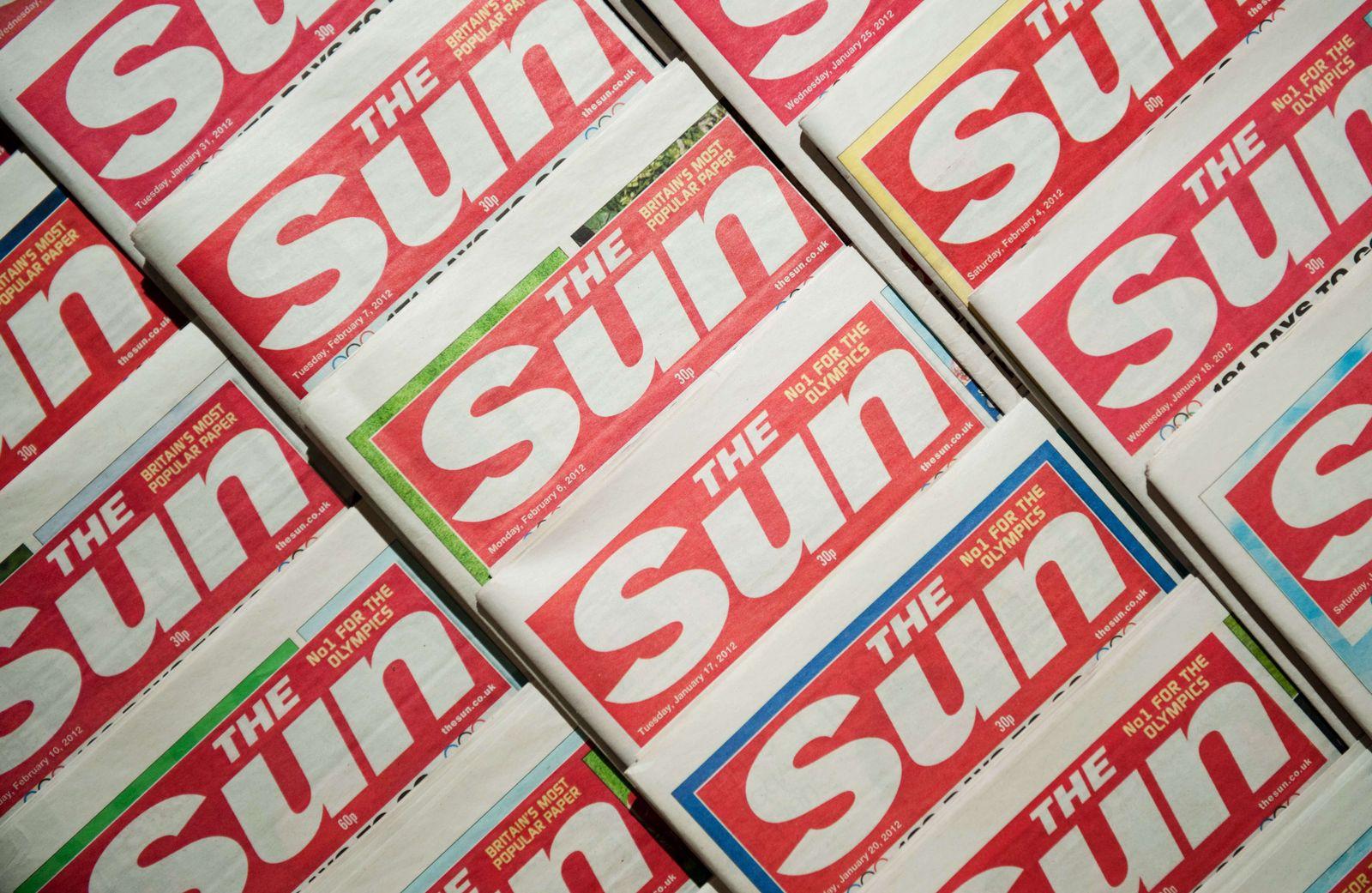 SUN Boulevardzeitung