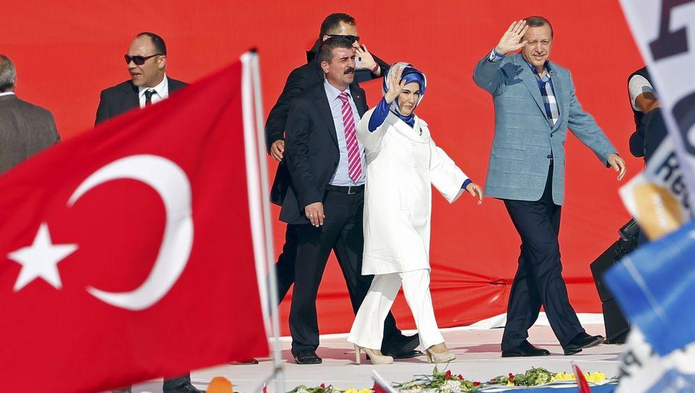 Erdogan-Rede: Spalten statt versöhnen