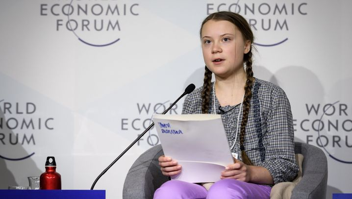 Greta Thunberg: Eine Schülerin und das Klima