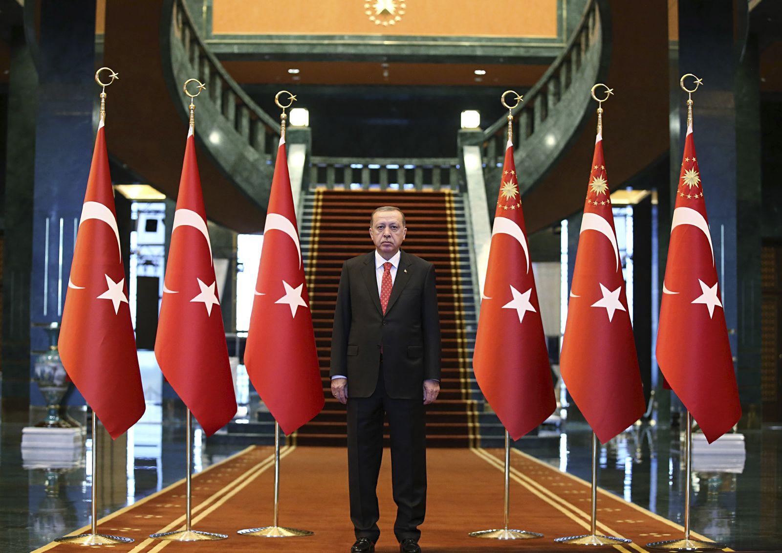 Tag der Republik in der Türkei