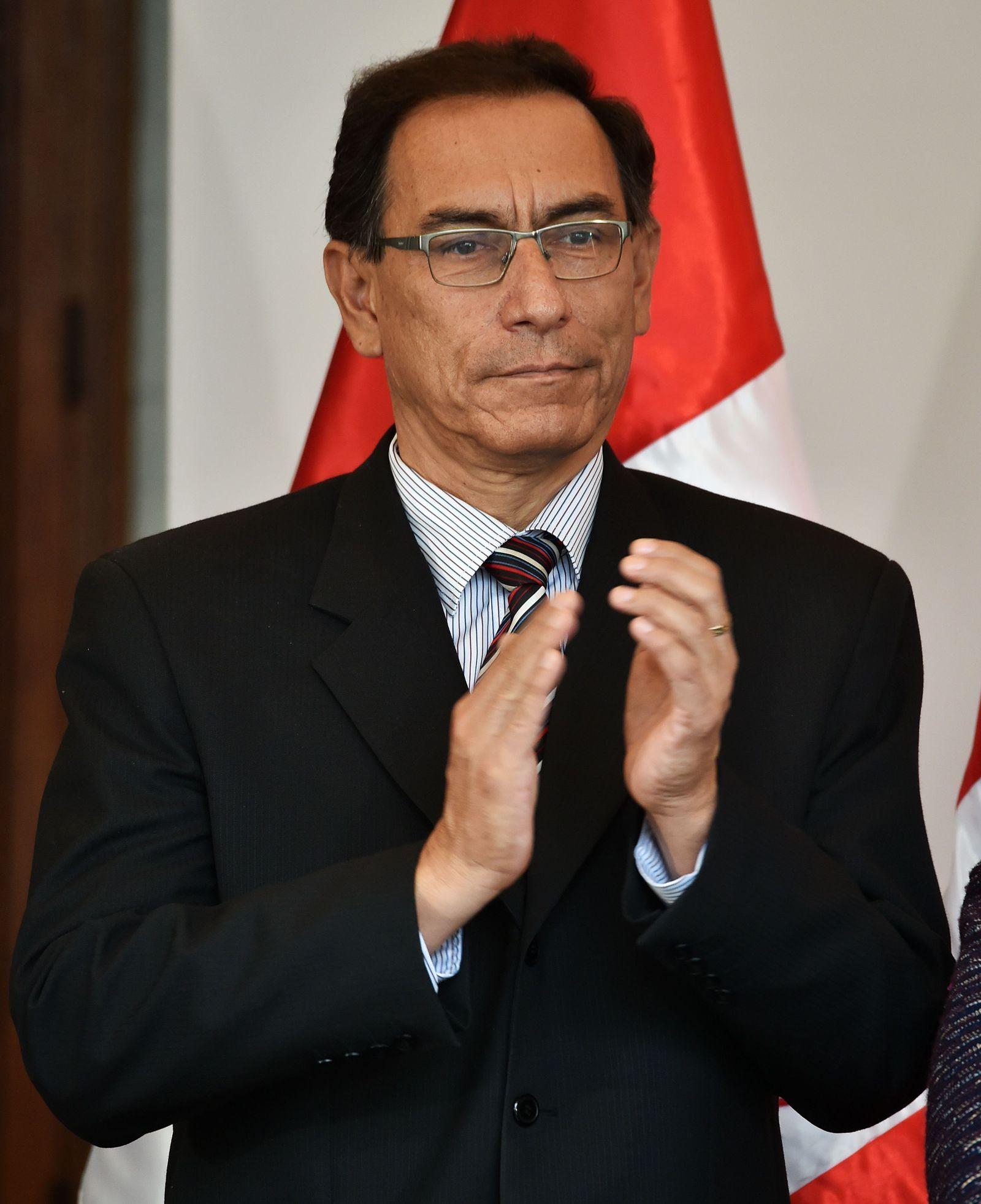 FILES-PERU-KUCZYNSKI-RESIGNATION-VIZCARRA