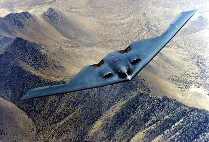 """B-2-Tarnkappenbomber: Passivradar könnte das Ende der """"Stealth""""-Technologie einläuten"""