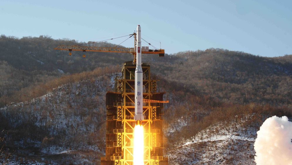 Pjöngjangs Trabant: Nordkoreas Satellit funktioniert nicht