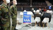 Hunderte Bundeswehrsoldaten vorzeitig gegen Corona geimpft