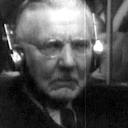 """Früherer Nazi-Banker Schacht als Angeklagter bei den Nürnberger Prozessen: """"Ich hatte den höchsten IQ"""""""