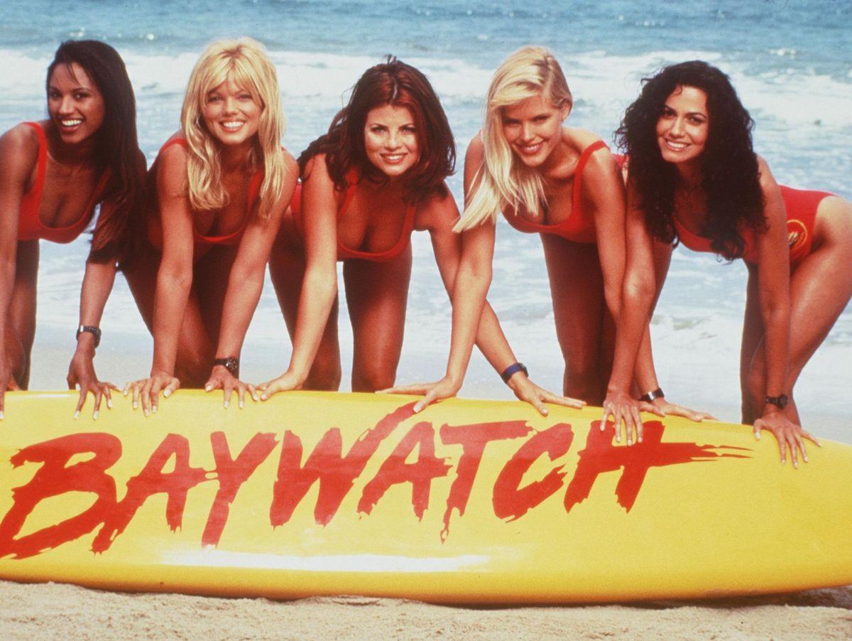 20 Jahre Baywatch Der Spiegel