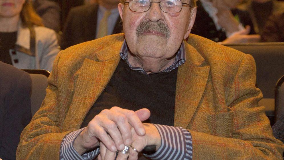 Günter Grass: Letzte Auftritte in Hamburg und Leipzig
