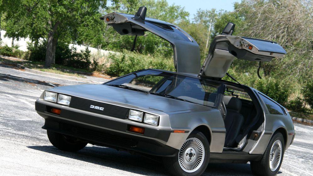 DeLorean DMC-12: Voraus in die Zukunft