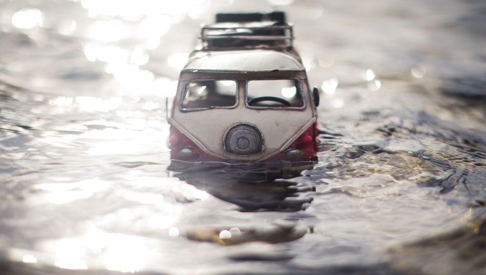 Modellauto-Fotografien: Im Auto-Miniatur-Wunderland