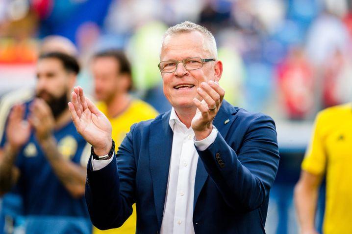 Schweden-Coach Janne Andersson