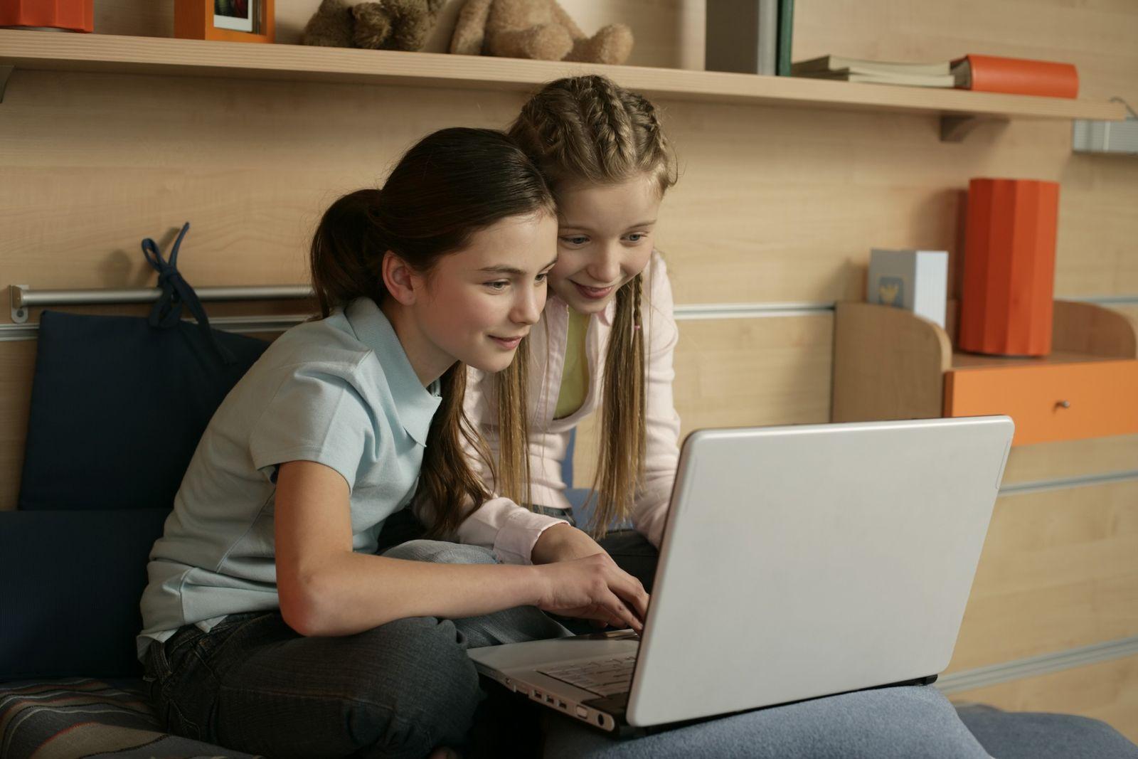 NICHT MEHR VERWENDEN! - Kinder/ Mädchen/ Computer/ Laptop