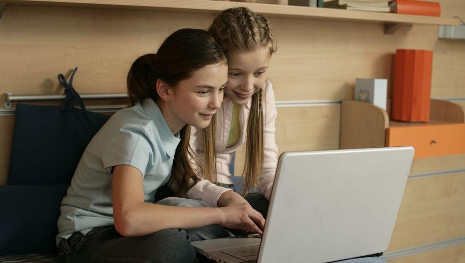 Kinder am Computer: Affront für die Länder-Ministerpräsidenten