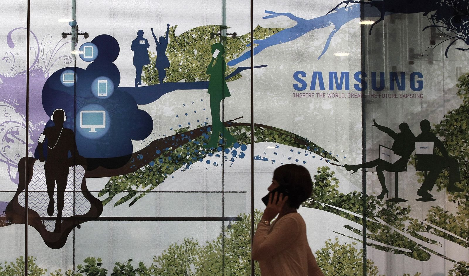 South Korea Earns Samsung Electronics