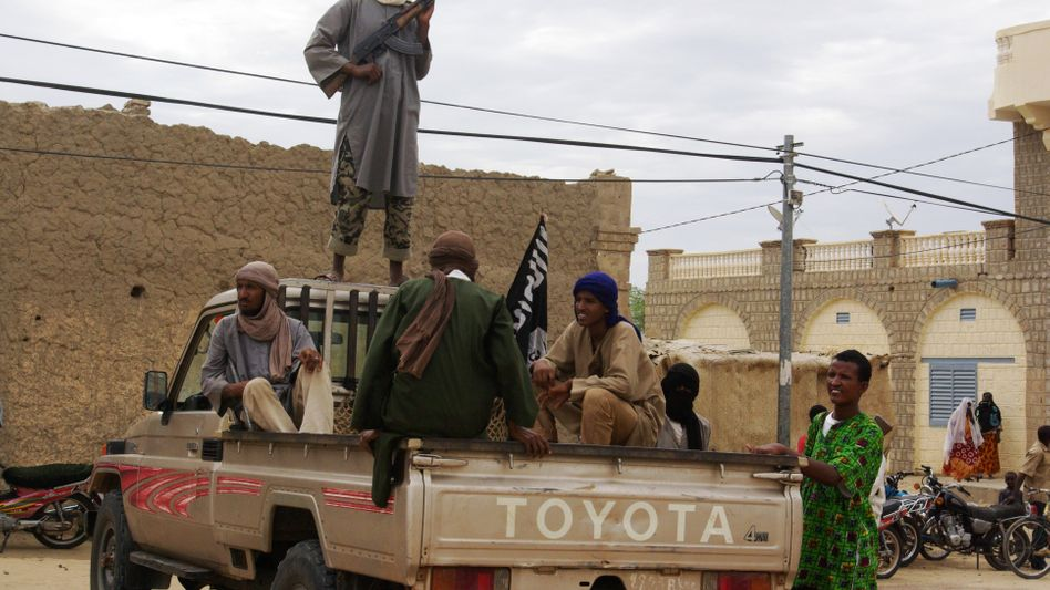 Islamistische Kämpfer in Mali: Deutliche Warnung des Bundesnachrichtendienstes