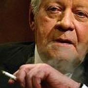 """Raucher Helmut Schmidt: Vorbild """"nicht auf sämtlichen Feldern"""""""