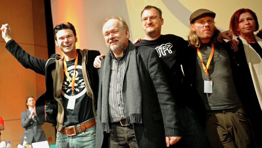 NRW-Piraten: Newcomer im Wahltest