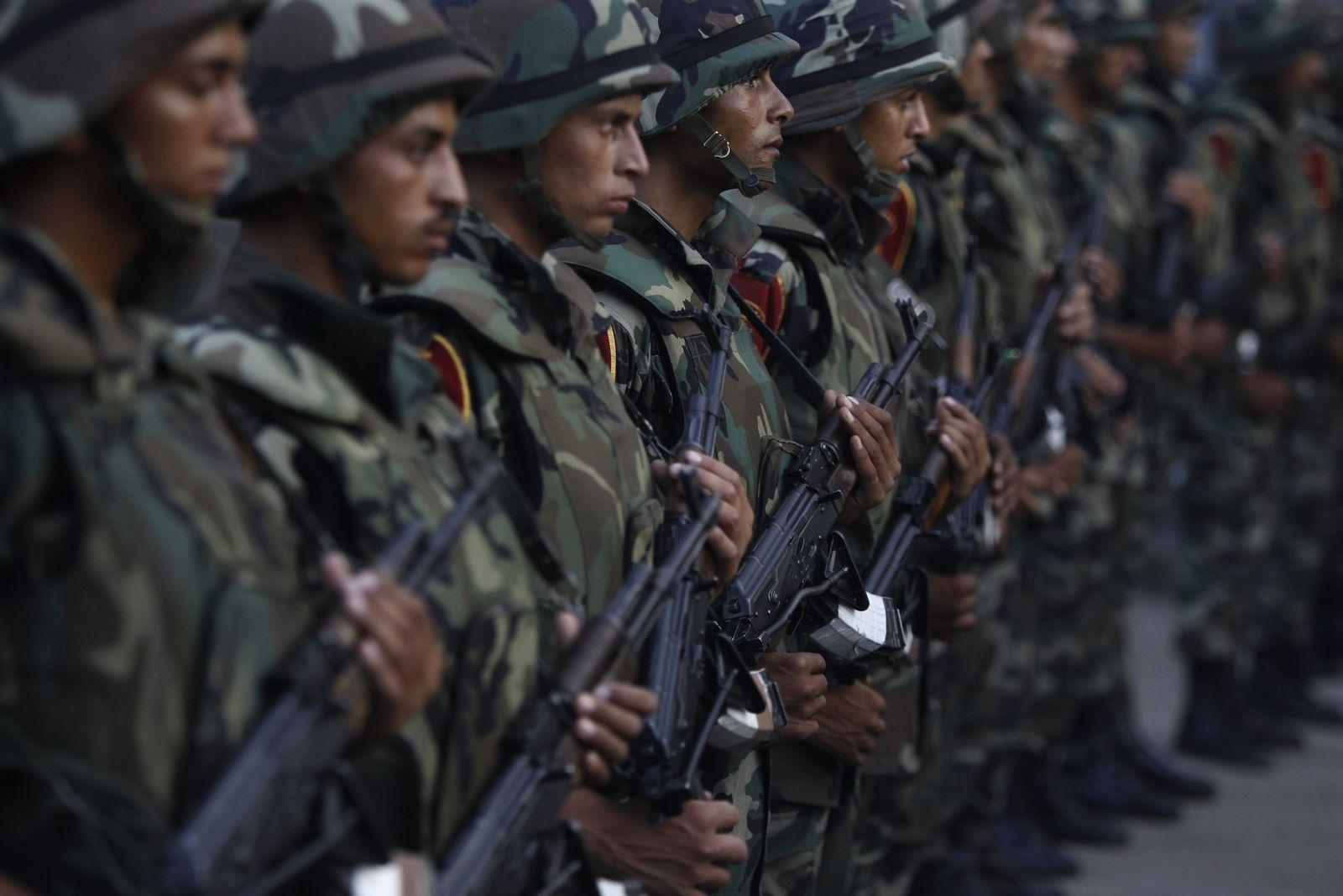 Ägypten / Soldaten