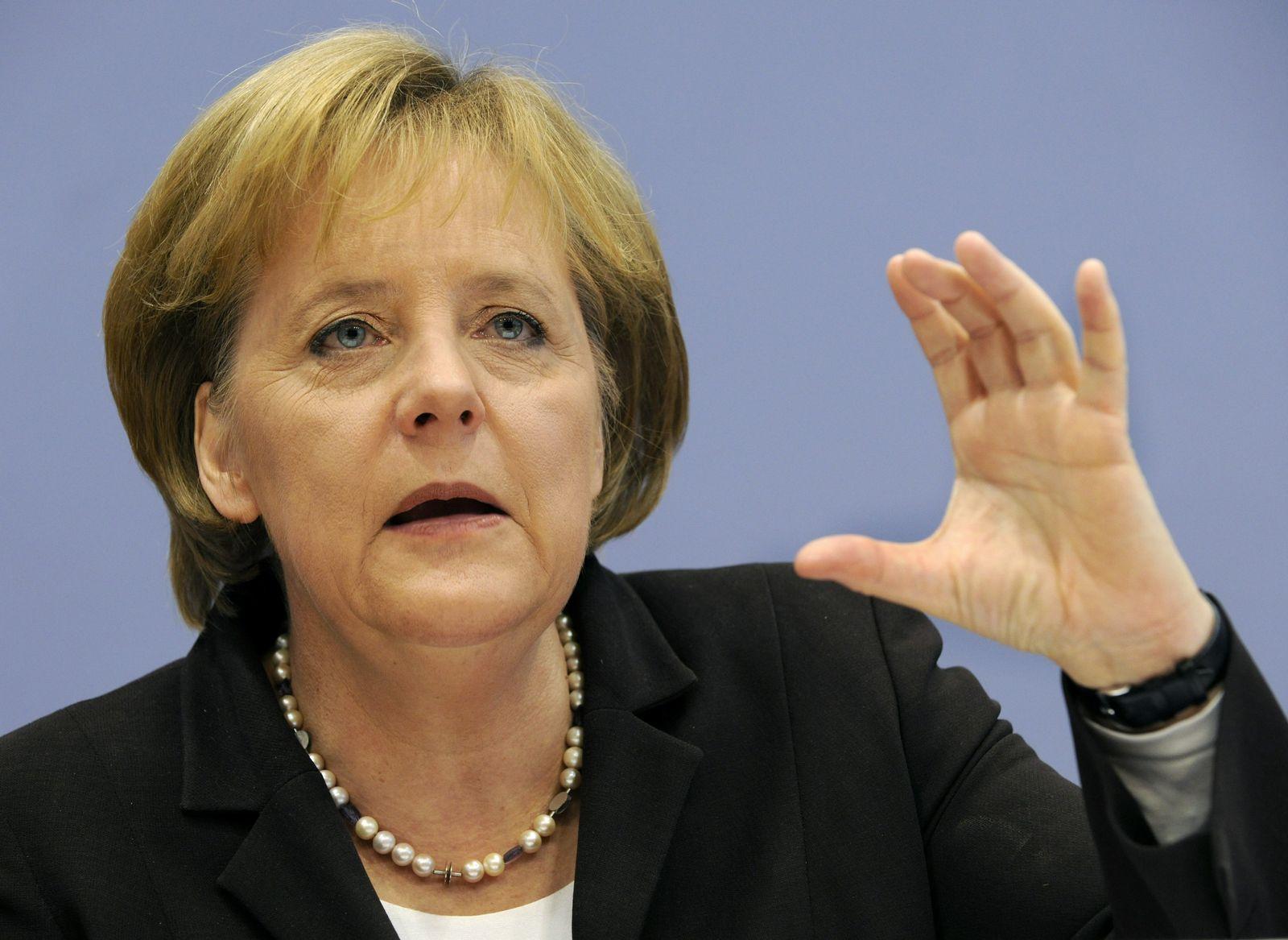 Merkel/ BPK