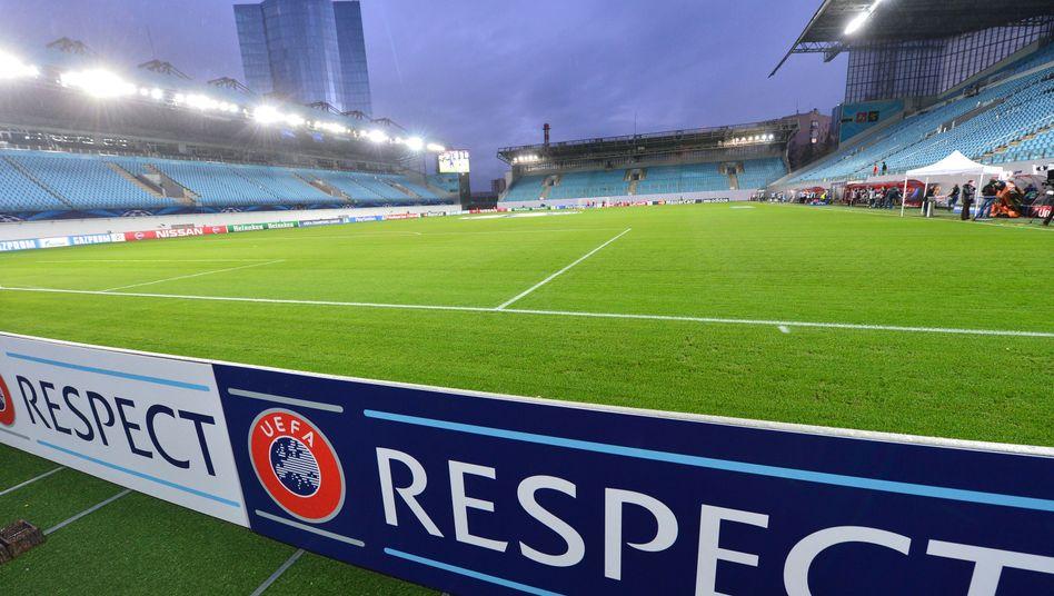 Leeres Stadion: Aufgrund von Fanverfehlungen muss sich ZSKA daran gewöhnen