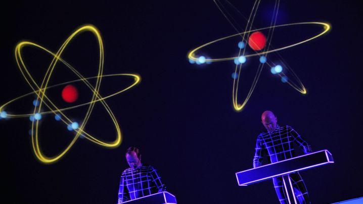 Kraftwerk: Konzertserie in Düsseldorf