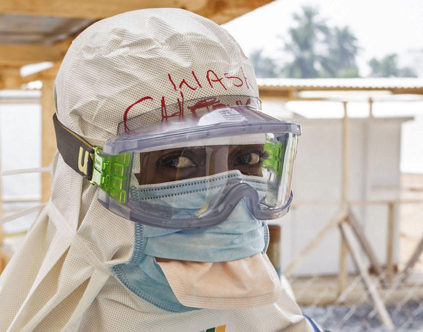Sierra Leone / WHO / Ebola
