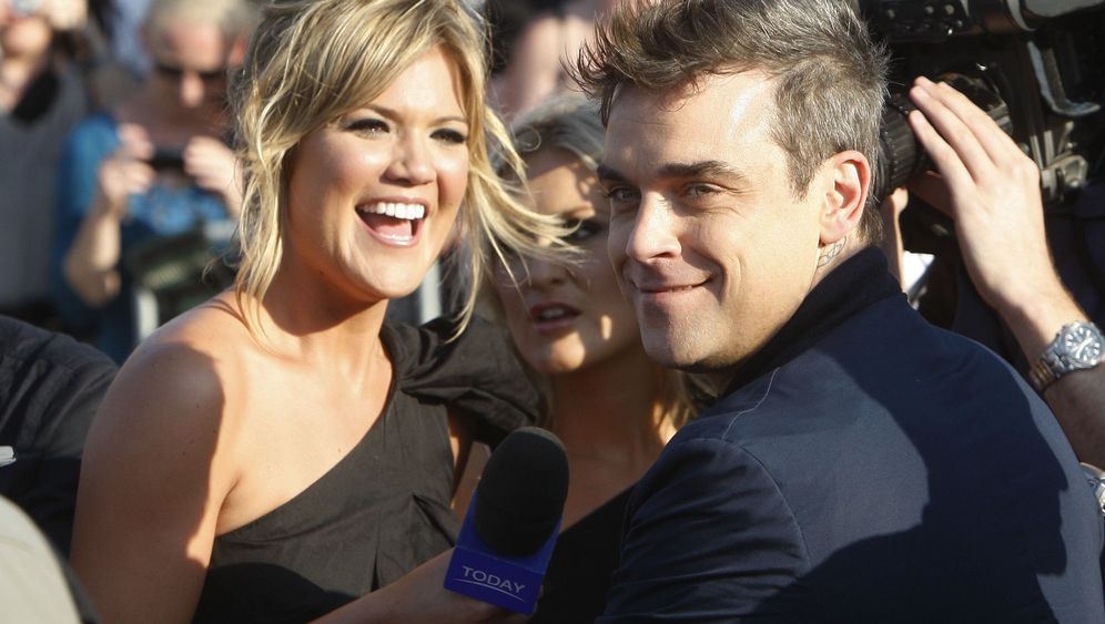 Robbie Williams: Ende der Kreativpause