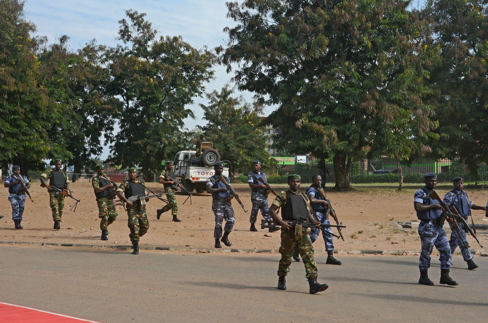 Burundi / 2016