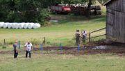 Stier tötet Landwirt und dessen Vater