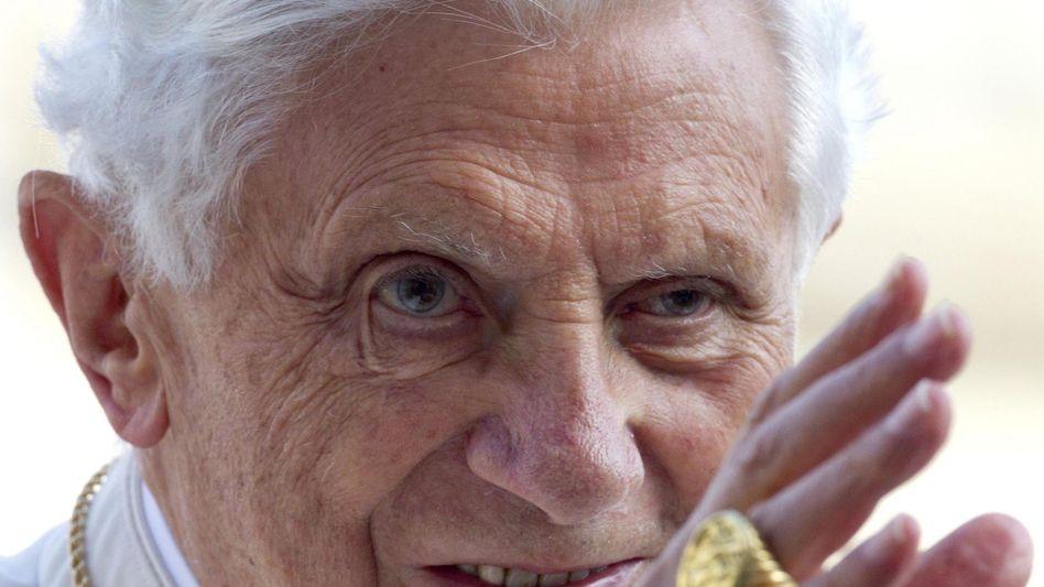 Papst Benedikt XVI.: Rücktritt am 28. Februar