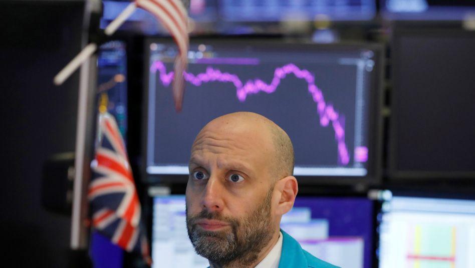 Händler an der Wall Street: Regierung unternimmt zu wenig
