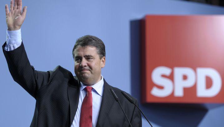 SPD-Parteitag: Genosse Gabriel