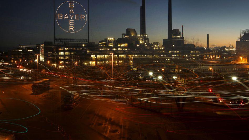 Bayer-Werk in Leverkusen: Monsanto-Deal als gigantischer Kapitalvernichter