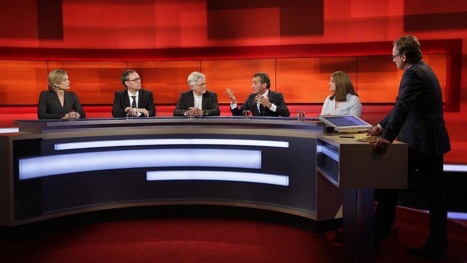 """Talkshowrunde von """"Hart aber fair"""": Extrasendung zum Terror in Paris"""