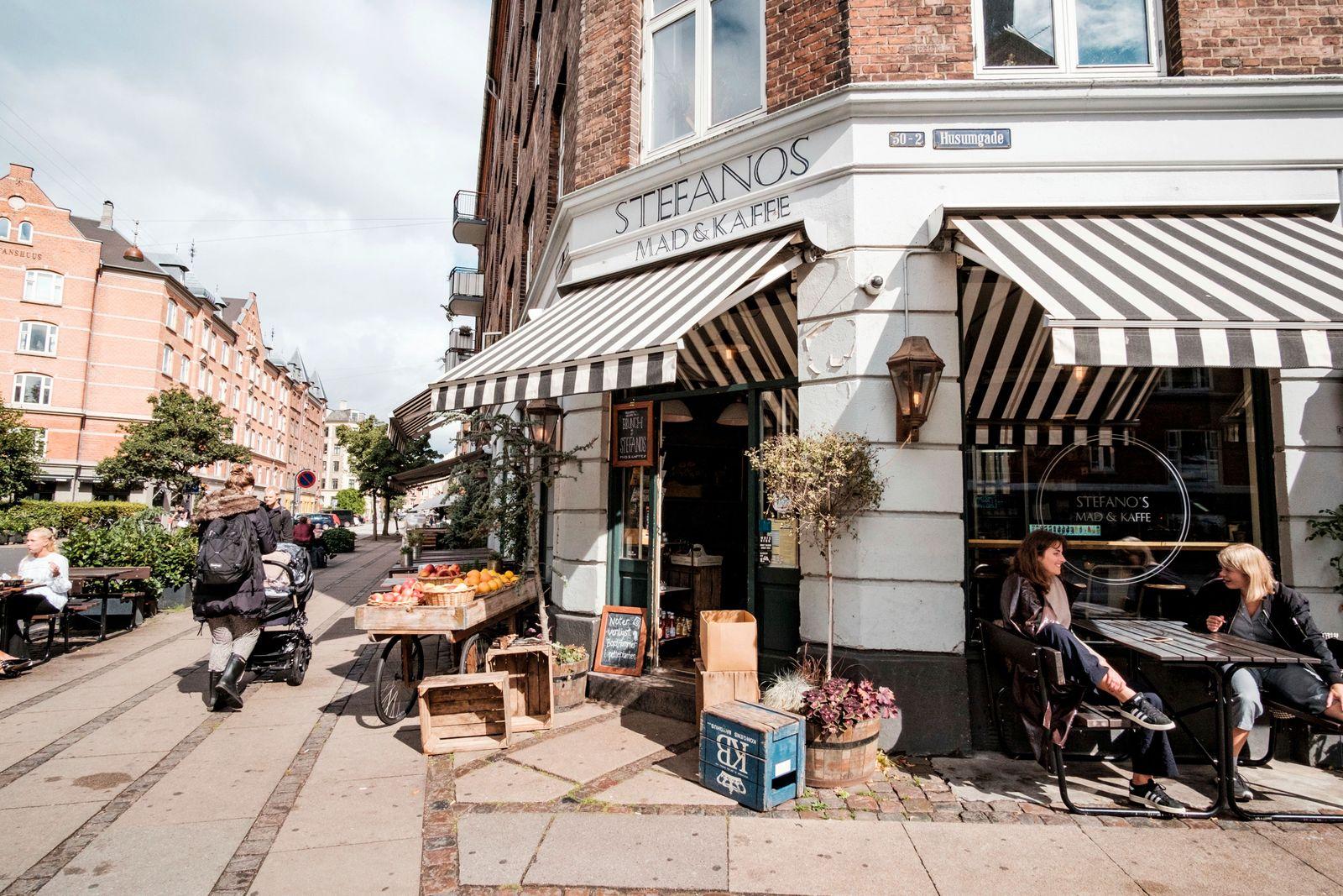 Balade gourmande a Copenhague