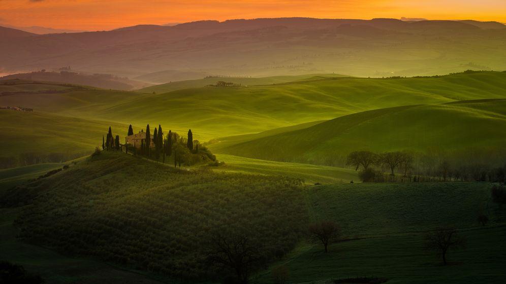 Sehnsuchtsziel Toskana: Ab 3. Juni ist Reisen nach Italien wieder möglich