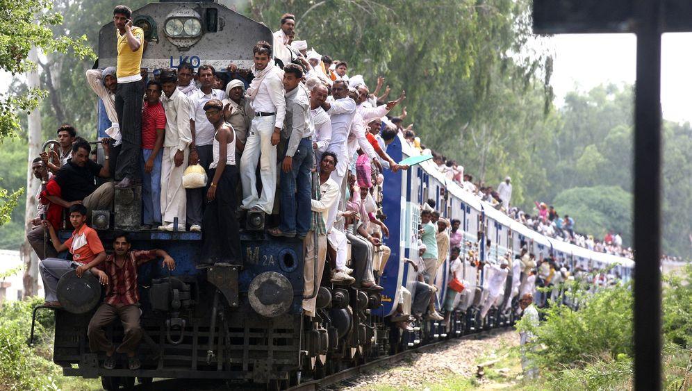 Reisen per Bahn: In einem Zug um die Welt