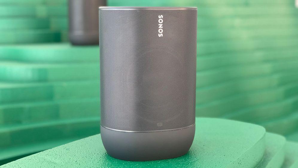 Netzwerklautsprecher im Test: Das ist der Sonos Move