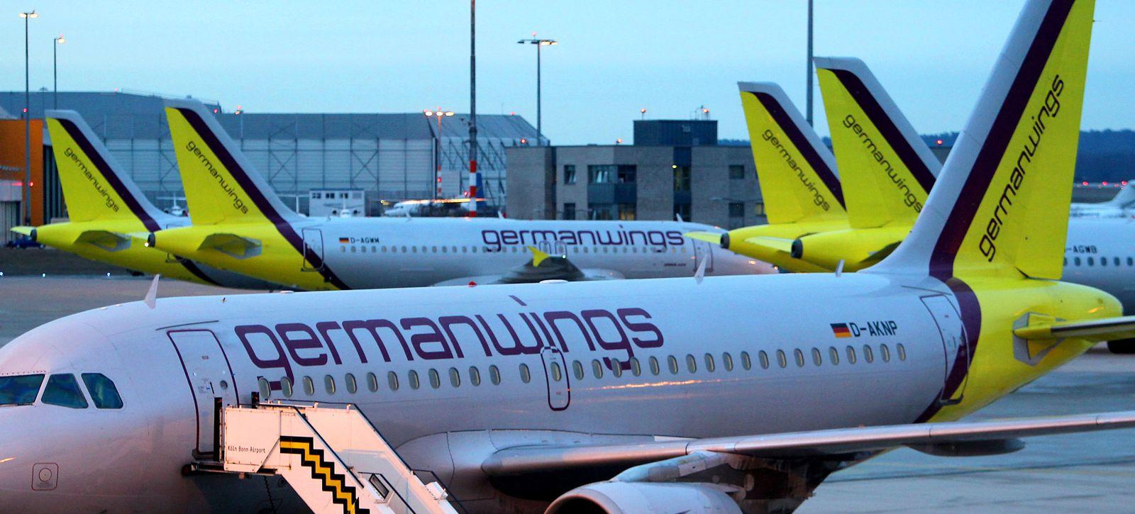 Lufthansa will Marke Germanwings sterben lassen