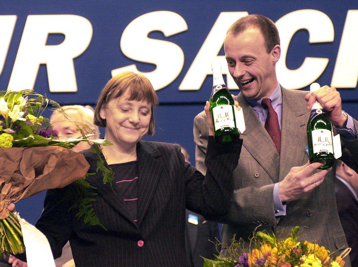 Kreise: Merz will als CDU-Vorsitzender kandidieren
