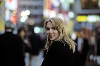 Entdeckung Scarlett Johansson: Augenbrauen zum Fragezeichen geformt