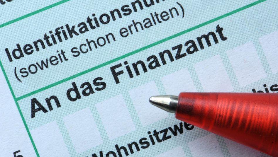 Einkommensteuerklärung: Künftig einfacher