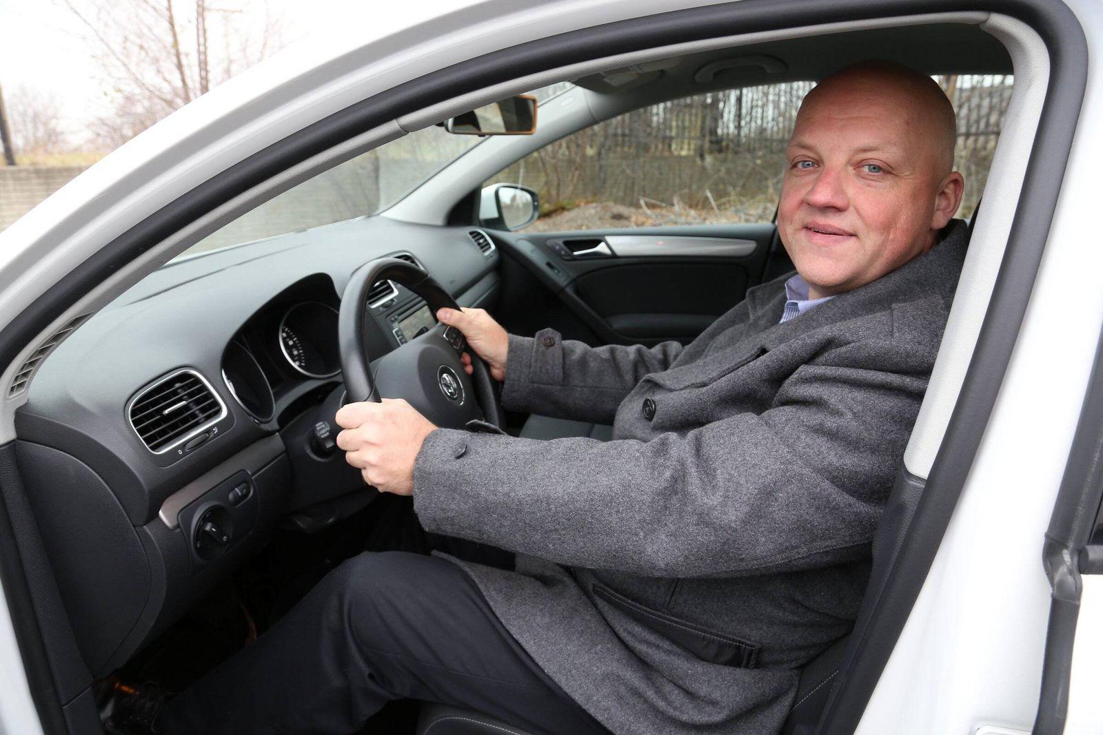 EINMALIGE VERWENDUNG Oliver Schmidt / VW / Volkswagen