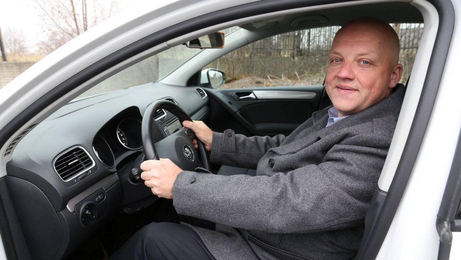 Ex-VW-Manager Schmidt wurde in den USA zu sieben Jahren Gefängnis verurteilt (Archivbild)