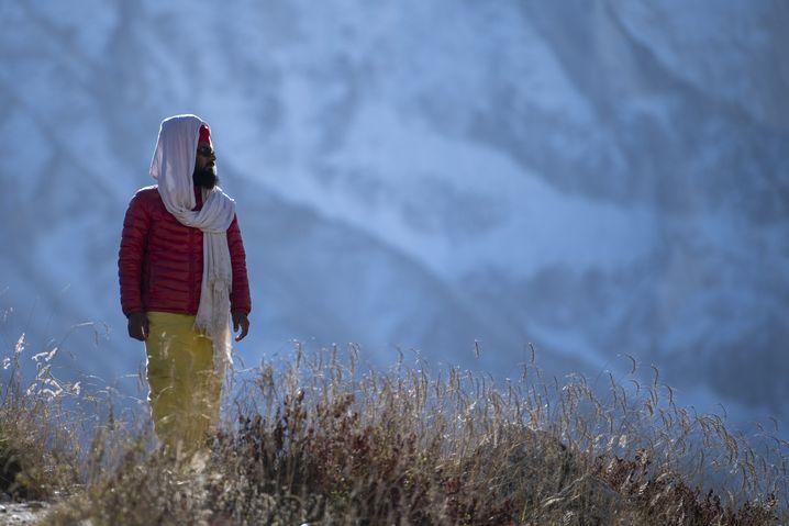 Mauni Baba: Alltag auf 4300 Metern über dem Meer