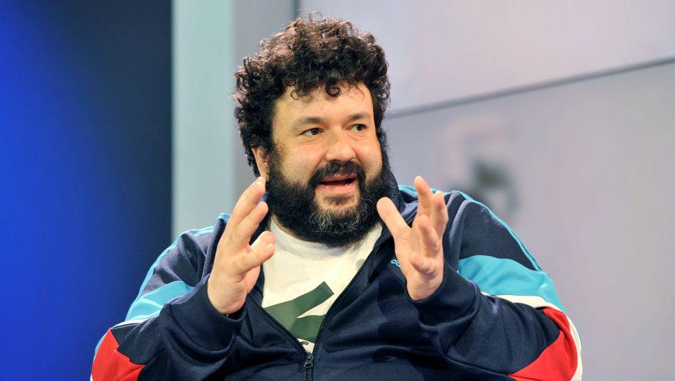 Comedian Oliver Polak: Lachen auch in Corona-Zeiten