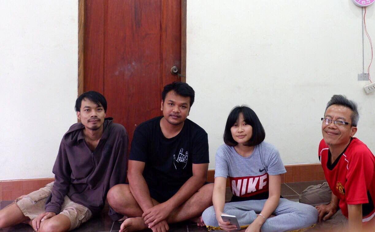 Thailand/ Faiyen Band/ Exil