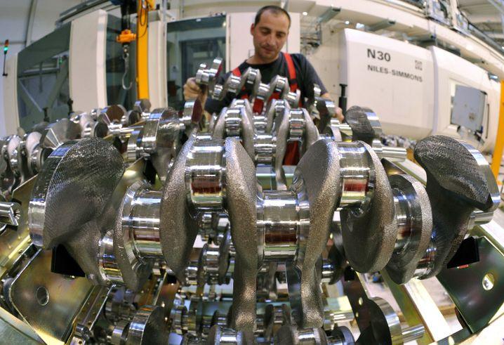 Deutscher Maschinenbauer: Gute Geschäfte mit Iran
