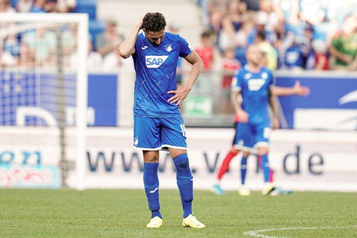 Hoffenheims Offensive um Ishak Belfodil blieb in drei von vier Saisonspielen torlos