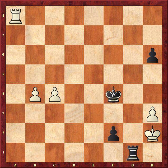 EINMALIGE VERWENDUNG Schach-WM 2013 / Analysen / Stellung 6.5