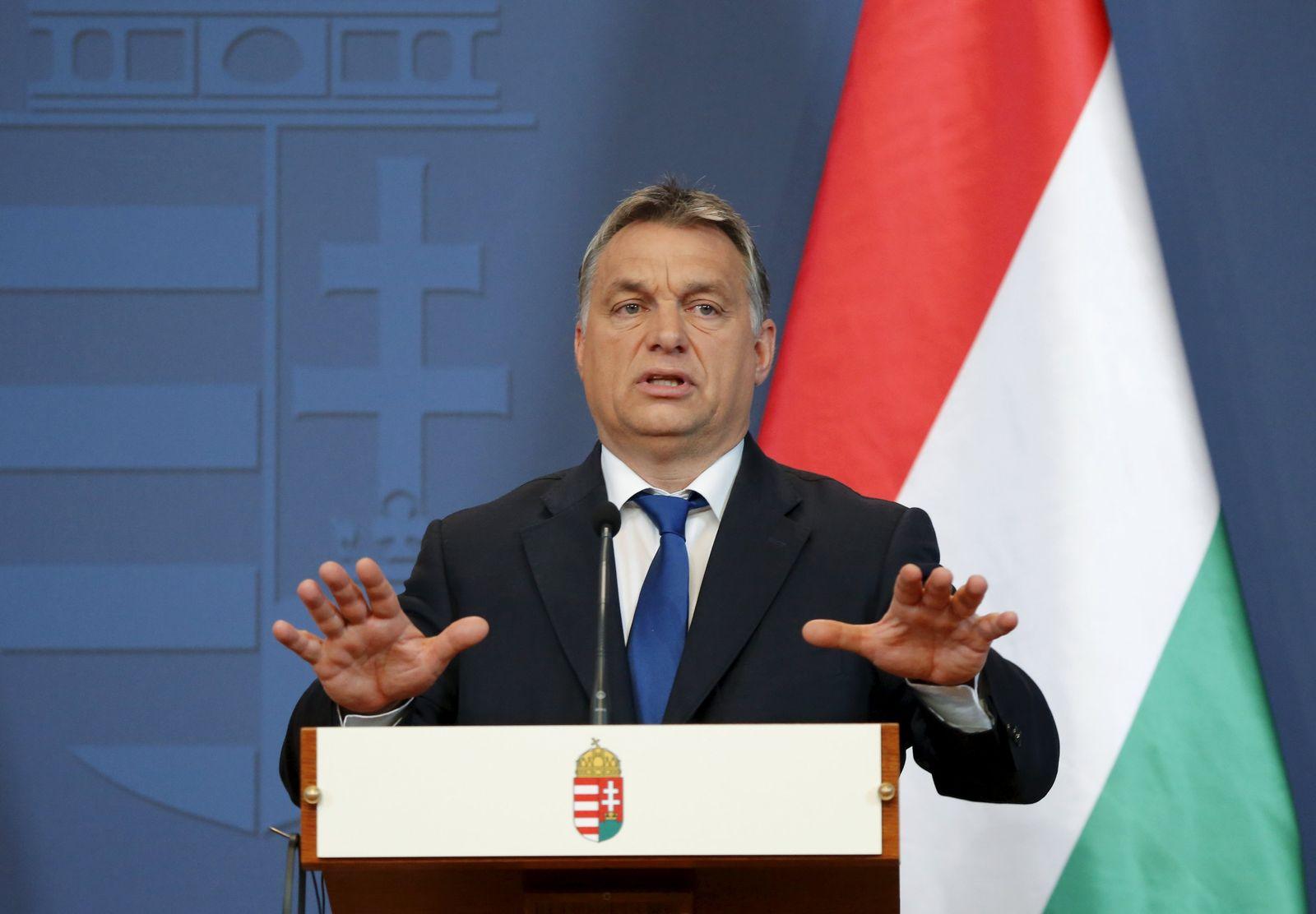 Viktor Orban / Ungarn